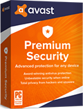 Empaque Avast Premium Security