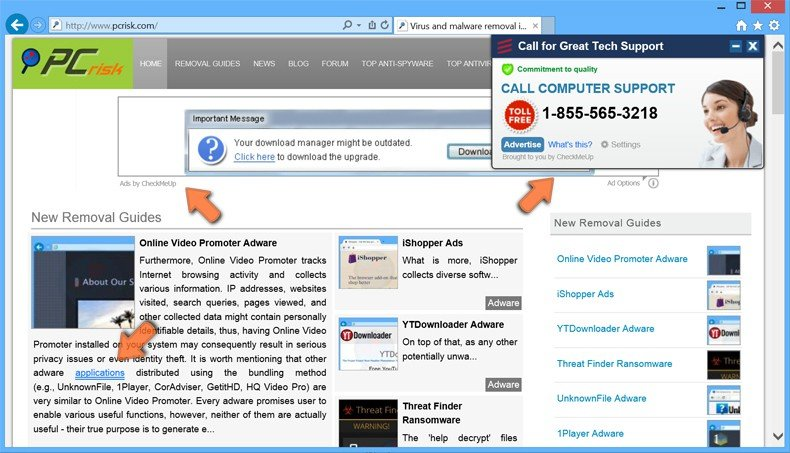 adware que ralentiza el rendimiento del navegador