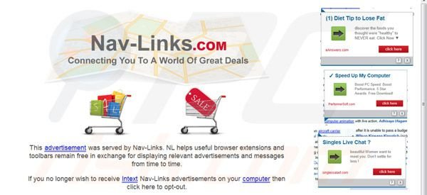 virus Nav Links