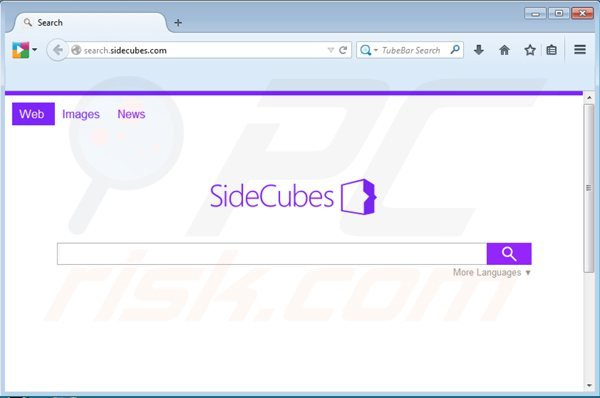 search.sidecubes.com redirect