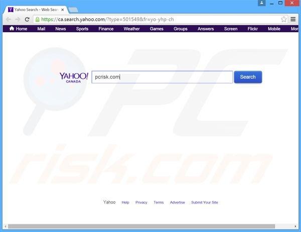 Yahoo co m