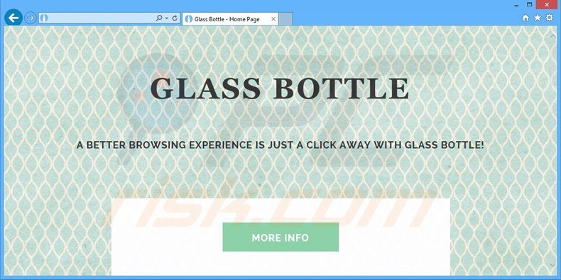 glass bottle adware