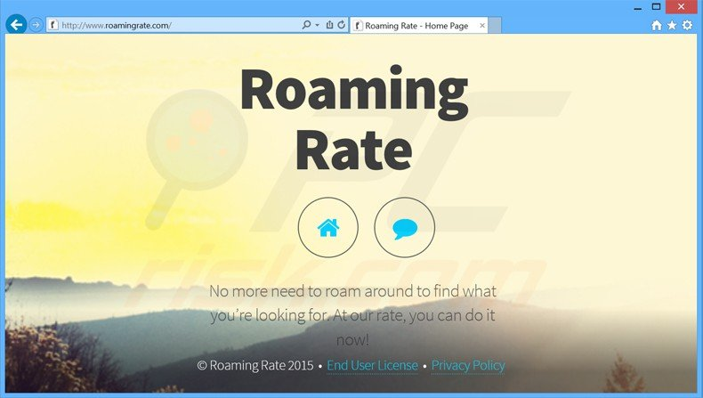 software publicitario de roamingrate