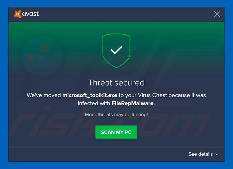 File Rep Malware