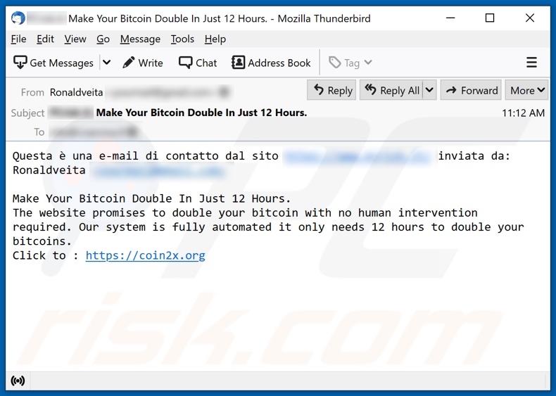 Ricatti sessuali via email. Il ricatto-truffa degli hacker a centinaia di italiani