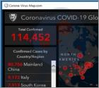 Troyano Corona-Virus-Map.com